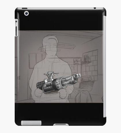 Gone - Warren - BtVS S6E11 iPad Case/Skin