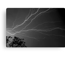 Cloud To Cloud Discharge #3. Canvas Print