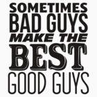The Good Guys by tripinmidair