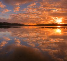 Let Us Reflect- Narrabeen Lakes, Sydney Australia - THe HDR Experience by Philip Johnson