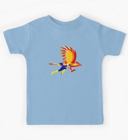Falcon Punch  Kids Tee