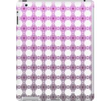 Fade to Purple iPad Case/Skin