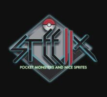 steelix - pocket monsters and nice sprites. by Dann Matthews