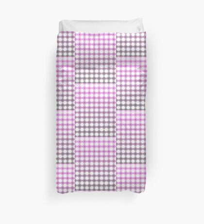 Fade to Purple Duvet Cover