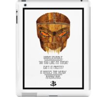 Buffy - Dead Man's Party iPad Case/Skin