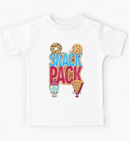 Snack Pack Kids Tee