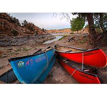 Very Dry Dock Photographic Print