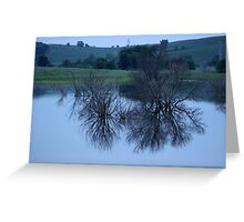 Reflections 2 Greeting Card