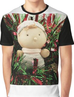 A handmade baby doll in tinsel Graphic T-Shirt