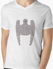 BLINK If You Need an Angel Mens V-Neck T-Shirt