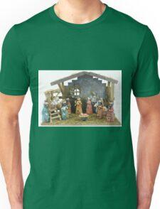 Christmas nativity scene  Unisex T-Shirt
