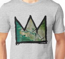 "Basquiat ""King of Oakland Berkeley California"" Unisex T-Shirt"