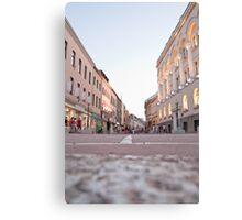 "City ""Banja Luka"" Canvas Print"