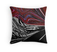 Tunnel with a view Throw Pillow
