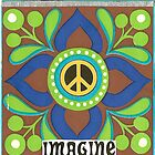 Imagine a World Filled with Peace by Jeanine Molnar