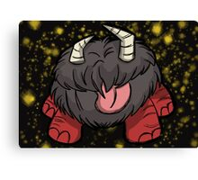 Nightmare Chester, Don't starve Canvas Print