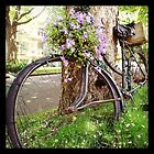 Garden Bike by RubyTuesday72