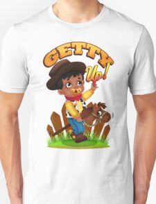 Getty Up T-Shirt