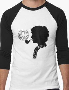 The Science of Truth Men's Baseball ¾ T-Shirt