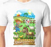Grand Dad Had A Farm Unisex T-Shirt