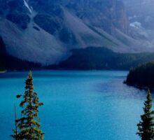 Moraine Lake, Canada Sticker
