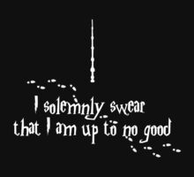 I solemnly swear that i am up to no good Kids Tee