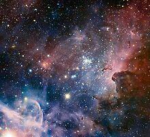 Carina Nebula by Diabolical