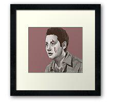 Dead Things - Warren Mears - BtVS S6E13 Framed Print