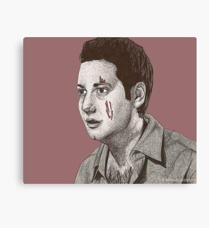 Dead Things - Warren Mears - BtVS S6E13 Canvas Print