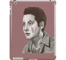Dead Things - Warren Mears - BtVS S6E13 iPad Case/Skin