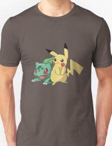 pikachu and friend  T-Shirt