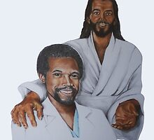 Ben Carson and Jesus Christ - Ben Carson 2016 by iloveshirts13