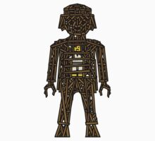 Playmobil/Lego - The Wicker Man by benthos