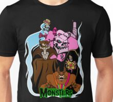 Famous Monsters of Breakfast Unisex T-Shirt