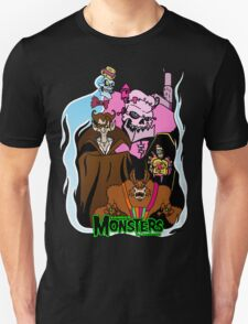 Famous Monsters of Breakfast T-Shirt
