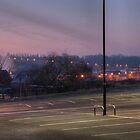 Car park, Bromsgrove Street, Kidderminster by Alex Drozd