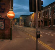 Dixon Street, Kidderminster by Alex Drozd