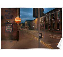 Dixon Street, Kidderminster Poster