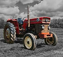 massey ferguson 165 by Mike-G