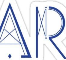Kara Pandora Logo Sticker