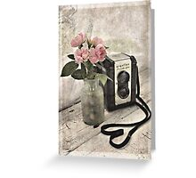 A Love For Photography Greeting Card