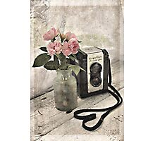 A Love For Photography Photographic Print
