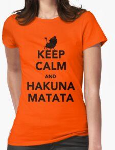 Keep Calm & Hakuna Matata T-Shirt
