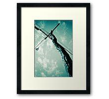 Brasil 20 Framed Print