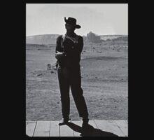 John Wayne by drawingdream