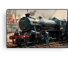 The Great Marquess Canvas Print