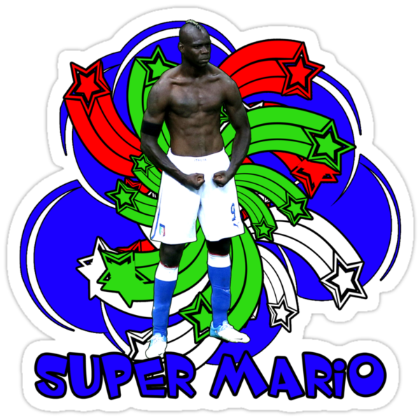 Balotelli sticker