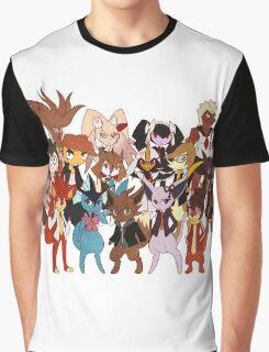 Pokeronpa Graphic T-Shirt