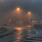 Morrisons car park, Kidderminster by Alex Drozd