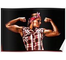 The Riveter Poster